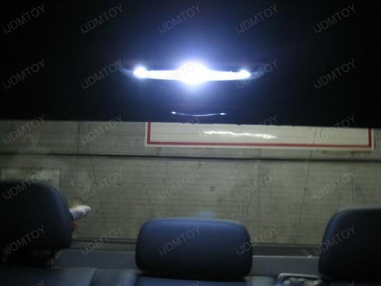 Mercedes LED Interior 3
