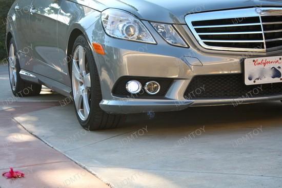 Mercedes E550 SH23W LED DRL 2
