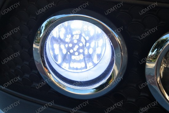 Mercedes E550 SH23W LED DRL 3
