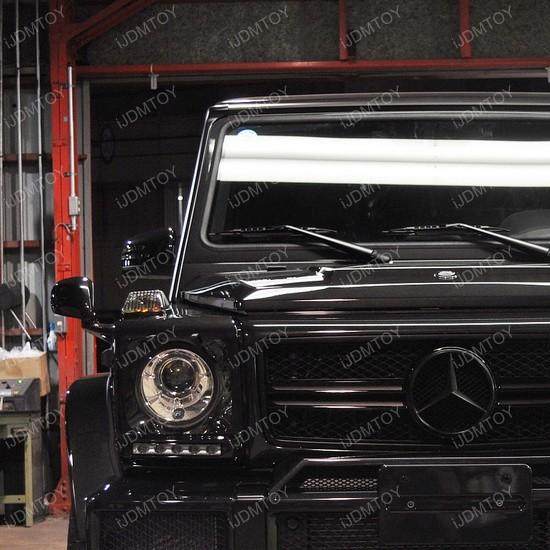 Mercedes G Glass LED DRL 01