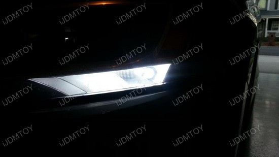 Volkswagen Jetta LED DRL Bulbs 2