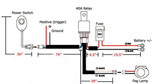 Hb3 Hb4 Light Relay Diagram : 27 Wiring Diagram Images