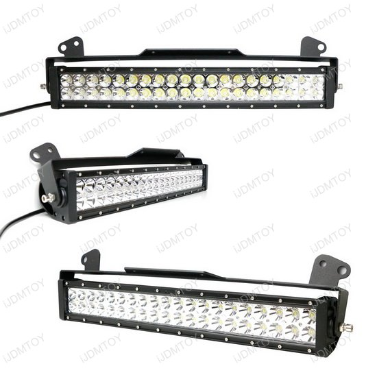 120W High Power LED Light Bar For Ford F-250 F-350 Super Duty