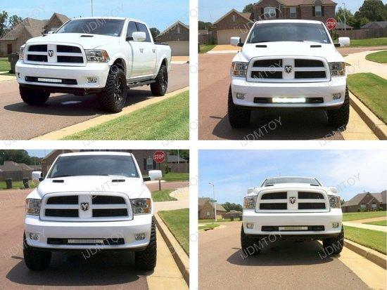 Dodge Ram 1500 Warning Lights