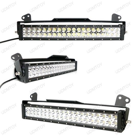 120W High Power LED Light Bar For Ford F-250 F-350 Super Duty