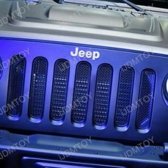 Jeep Patriot Wiring Diagram Parts Of The Eyelid Wrangler Cj 40w High Power Cree 7 Inch Round Led Headlights