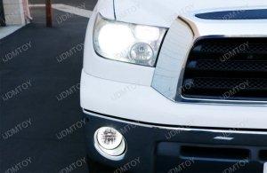 Toyota Tundra Taa LED Halo Ring Daytime Running Lights
