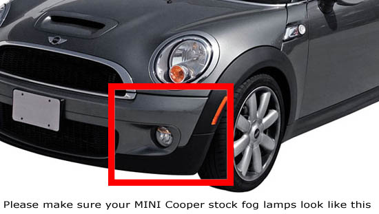 Mini Cooper Fog Lights Wiring Diagram