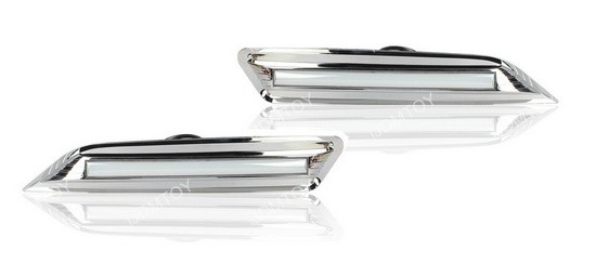 2010-2012 Honda Crosstour OEM LED Daytime Running Lights DRL