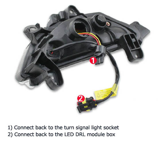 Running Lights Diagram Led Find A Guide With Wiring Diagram Images