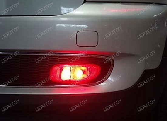 Led Backup Lights Wiring Mini Cooper Led Replacement Bulb W Rear Fog Lamp Enable