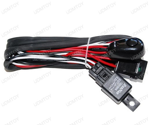Fig 2 Hid Wiring Diagram Also Hid Kits Come With