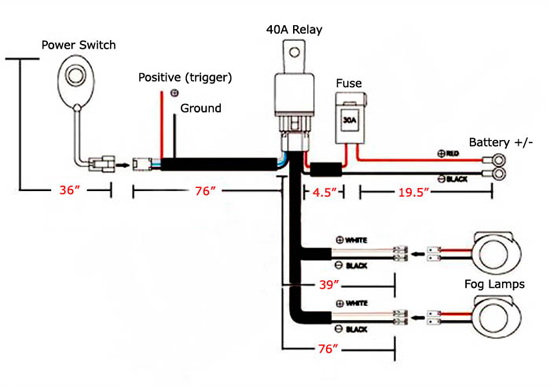 kronos universal relay wiring diagram