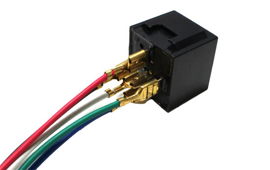 24v relay wiring diagram 5 pin r33 ignition install a accessories www toyskids co 12v 40a spdt socket wire car fog light drl lamps 3 pole