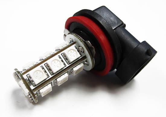 H11 18 SMD LED