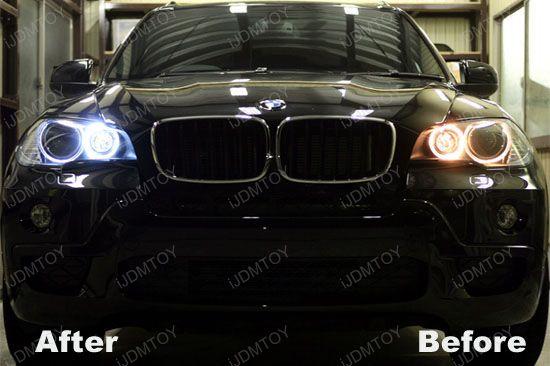 High Power LED BMW Angel Eyes