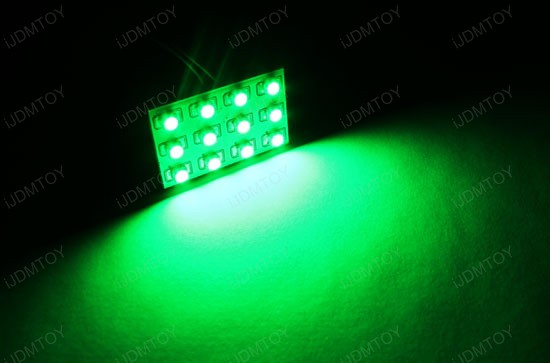Super Bright LED Panel Lights For Any Car Interior Dome Lights
