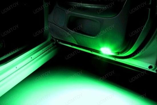 5SMD 168 194 LED Bulbs For Car Interior Lights License