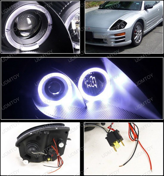 Headlight Wiring Harness 2000 Mitsubishi Eclipse