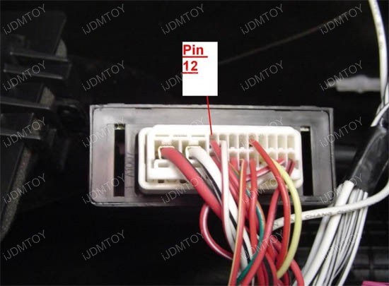 2008 Ford F 150 Radio Wire Diagram How To Disable Toyota Corolla Matrix Drl To Install Hid