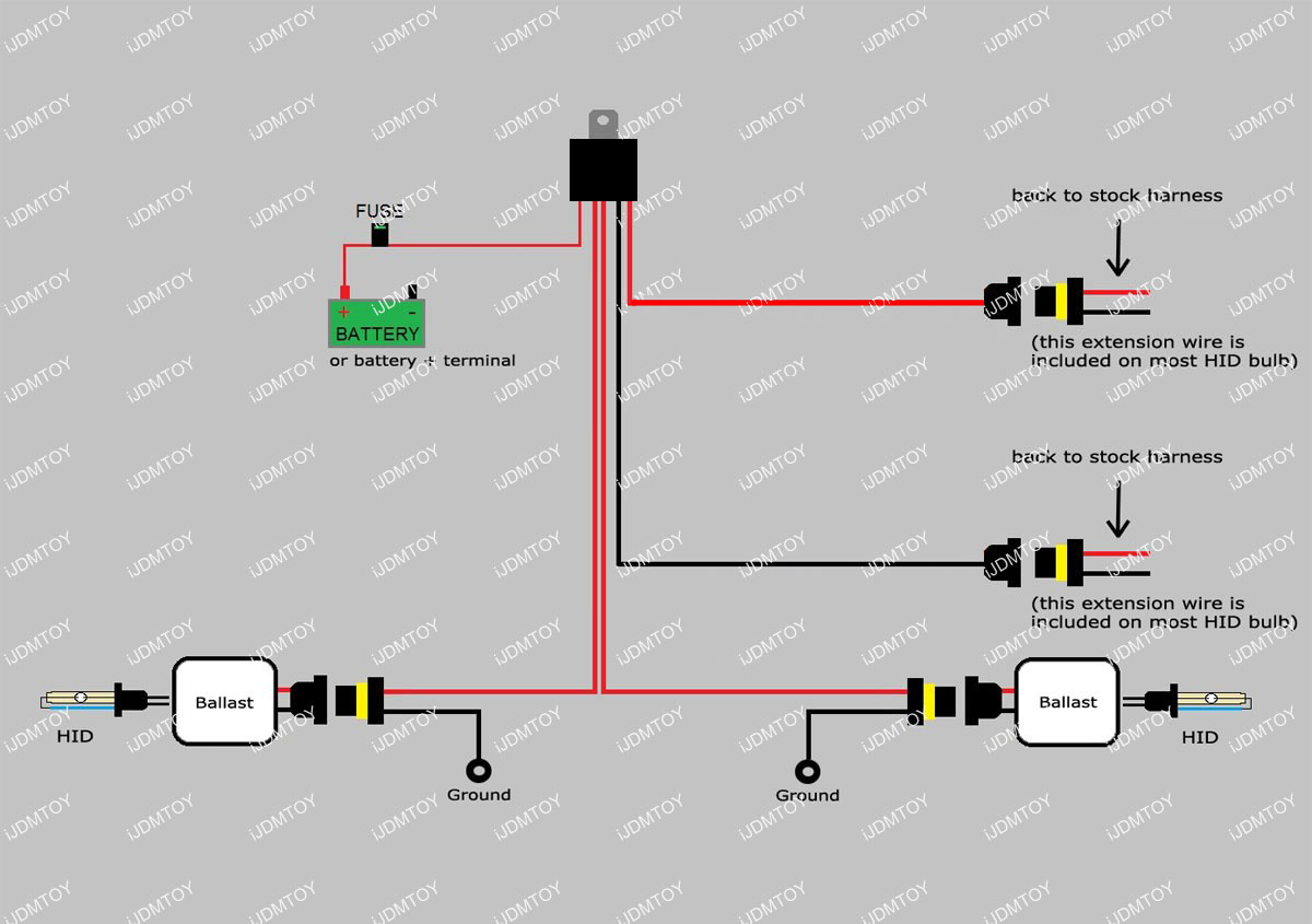 automobile flasher relay