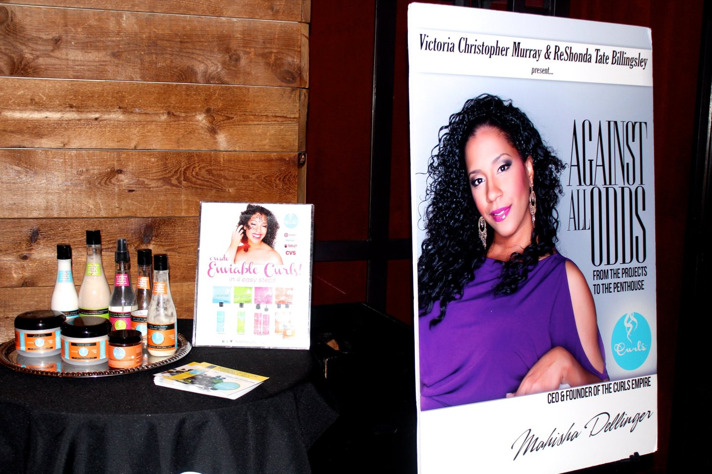 Recap | Against All Odds Book Chat with Curls CEO, Mahisha Dellinger
