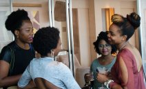 Natural hair meetup in Dubai   KlassyKinks.com