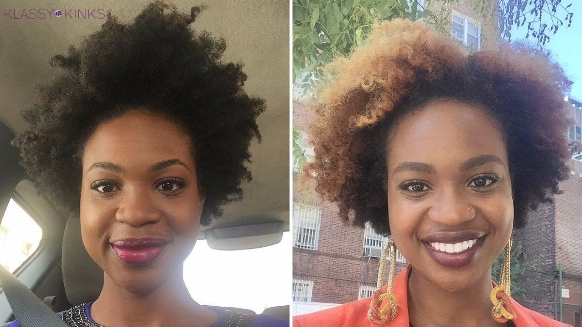 Does Coloring Natural Hair Damage Your Hair Texture Ijeoma Kola