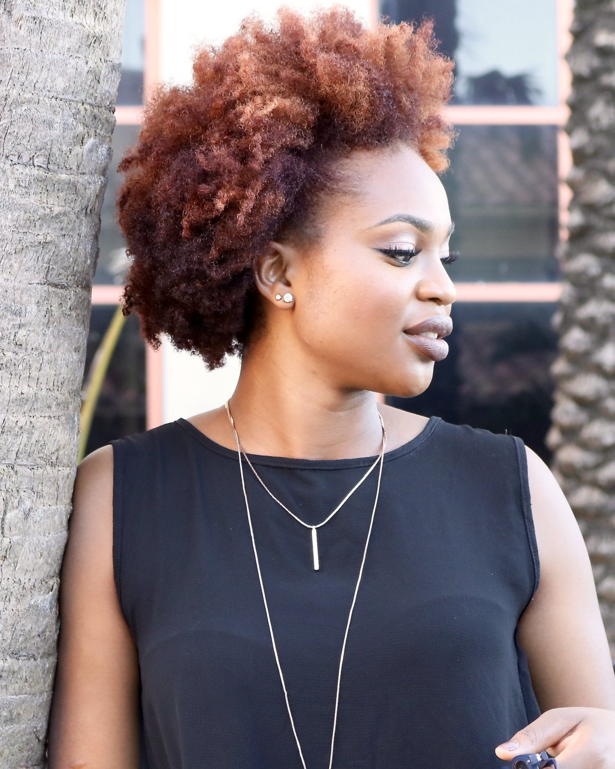 10 Tips for Coloring Natural Hair for the First Time | Ijeoma Kola