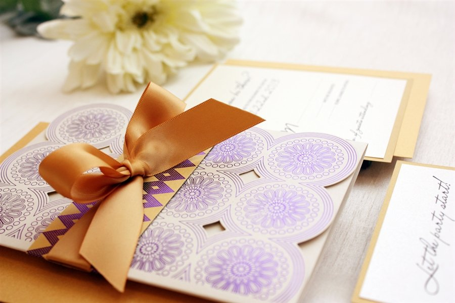 Bibi Invitations African Wedding Invitations Ijeoma Kola