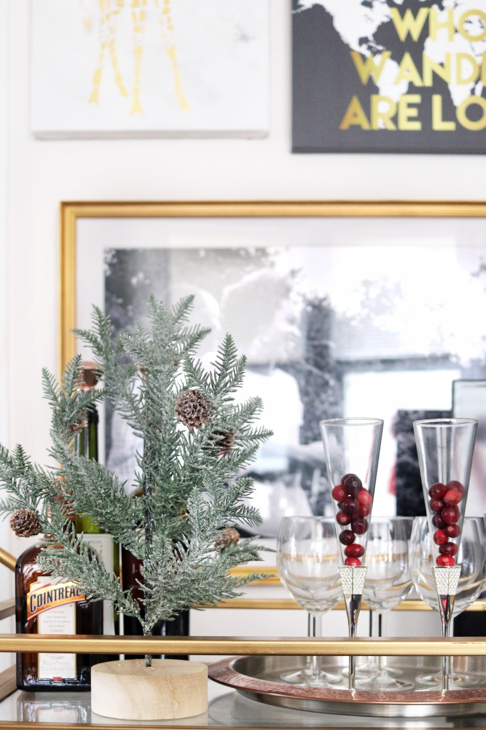 Budget Friendly Holiday Decor Ideas | Ijeoma Kola