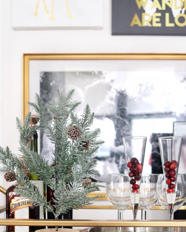 Budget Friendly Holiday Decor Ideas | Ijeoma Kola
