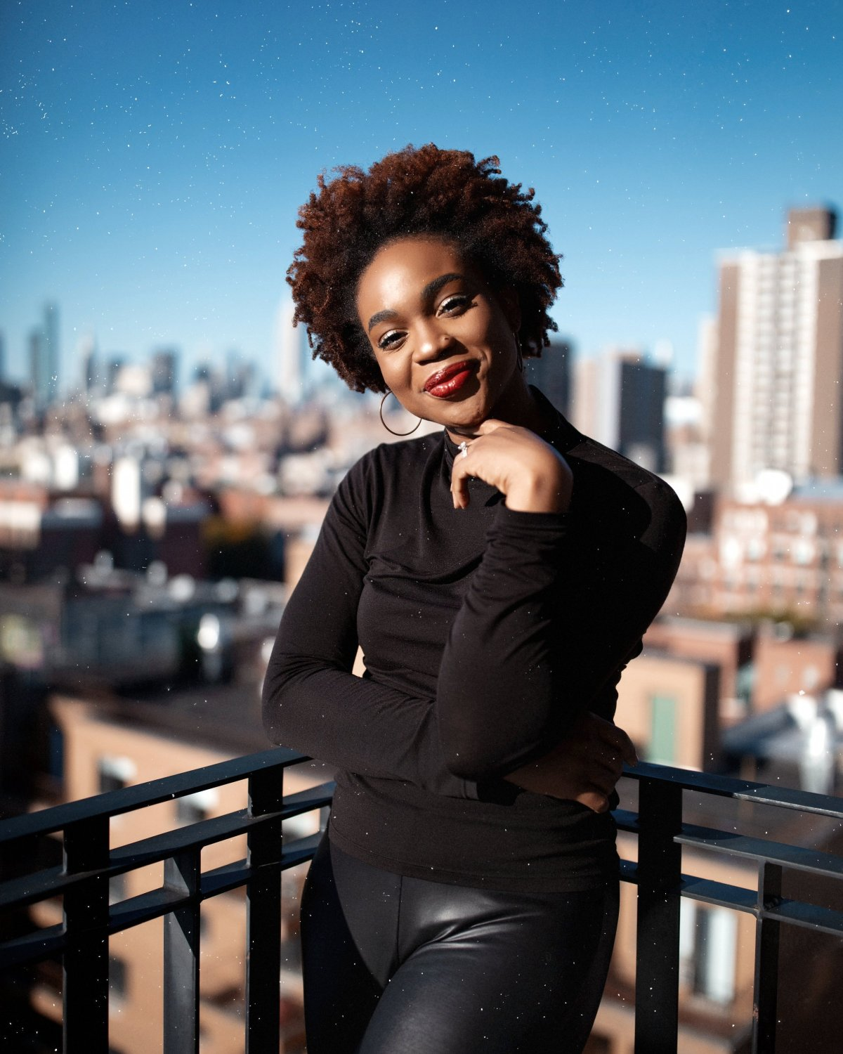 Everything You Ever Wanted to Know About My Natural Hair | Ijeoma Kola