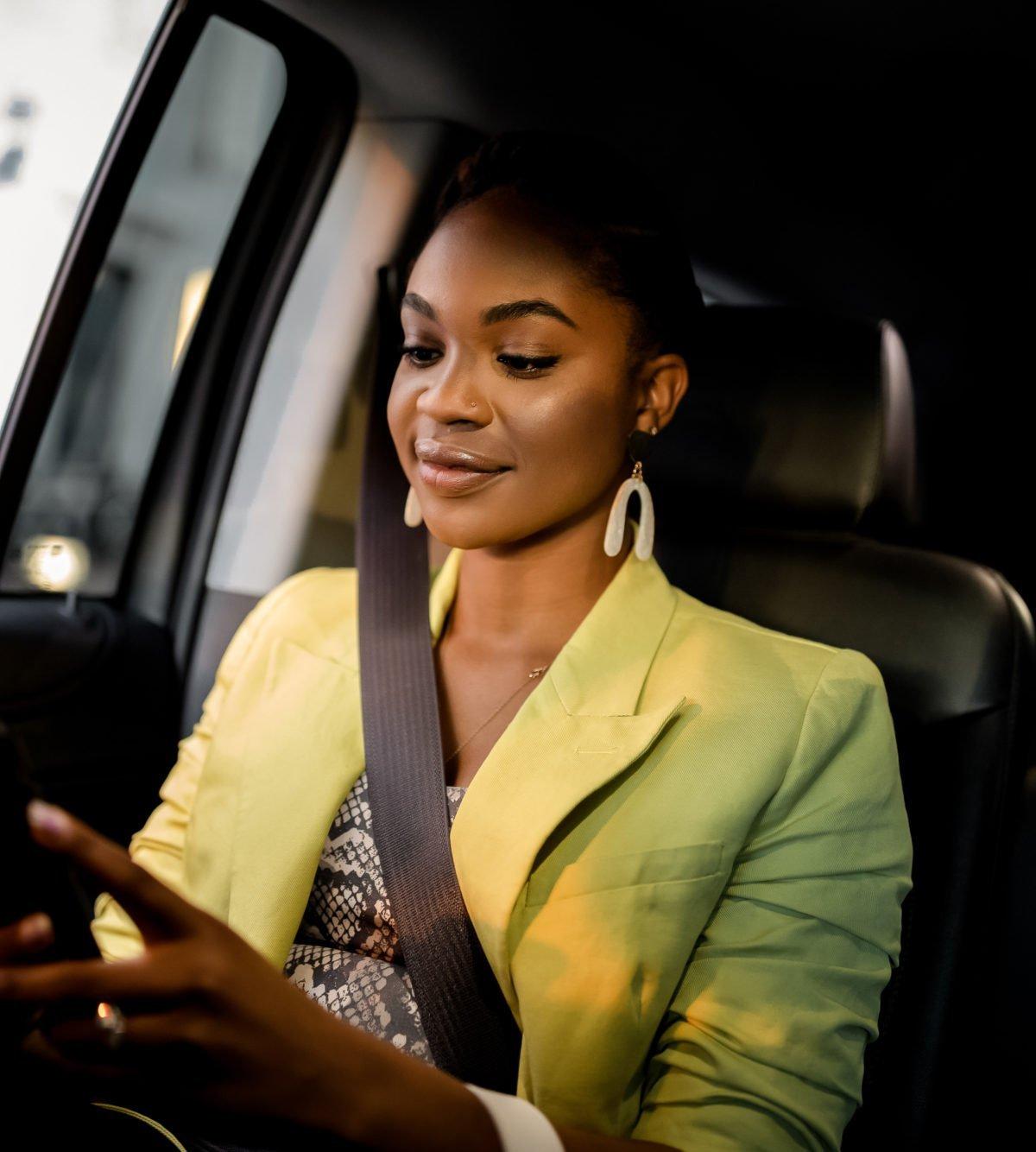 Ijeoma Kola shares her Uber safety tips