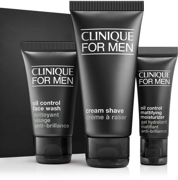 Clinique face products for men