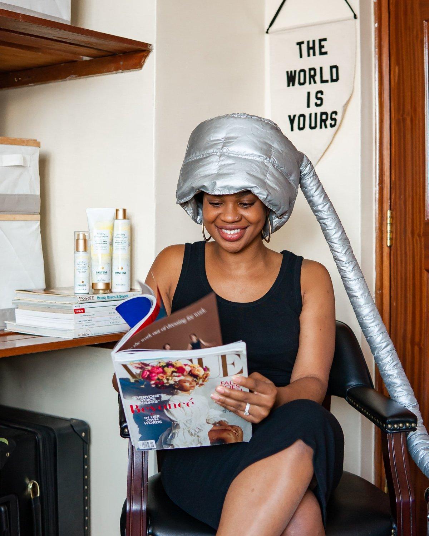 The Beauty Routine I Learned From My Mom | Ijeoma Kola