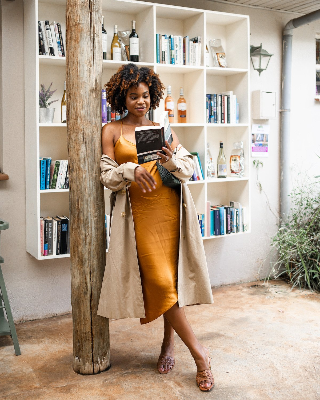 Ijeoma Kola shares her favorite books of all time