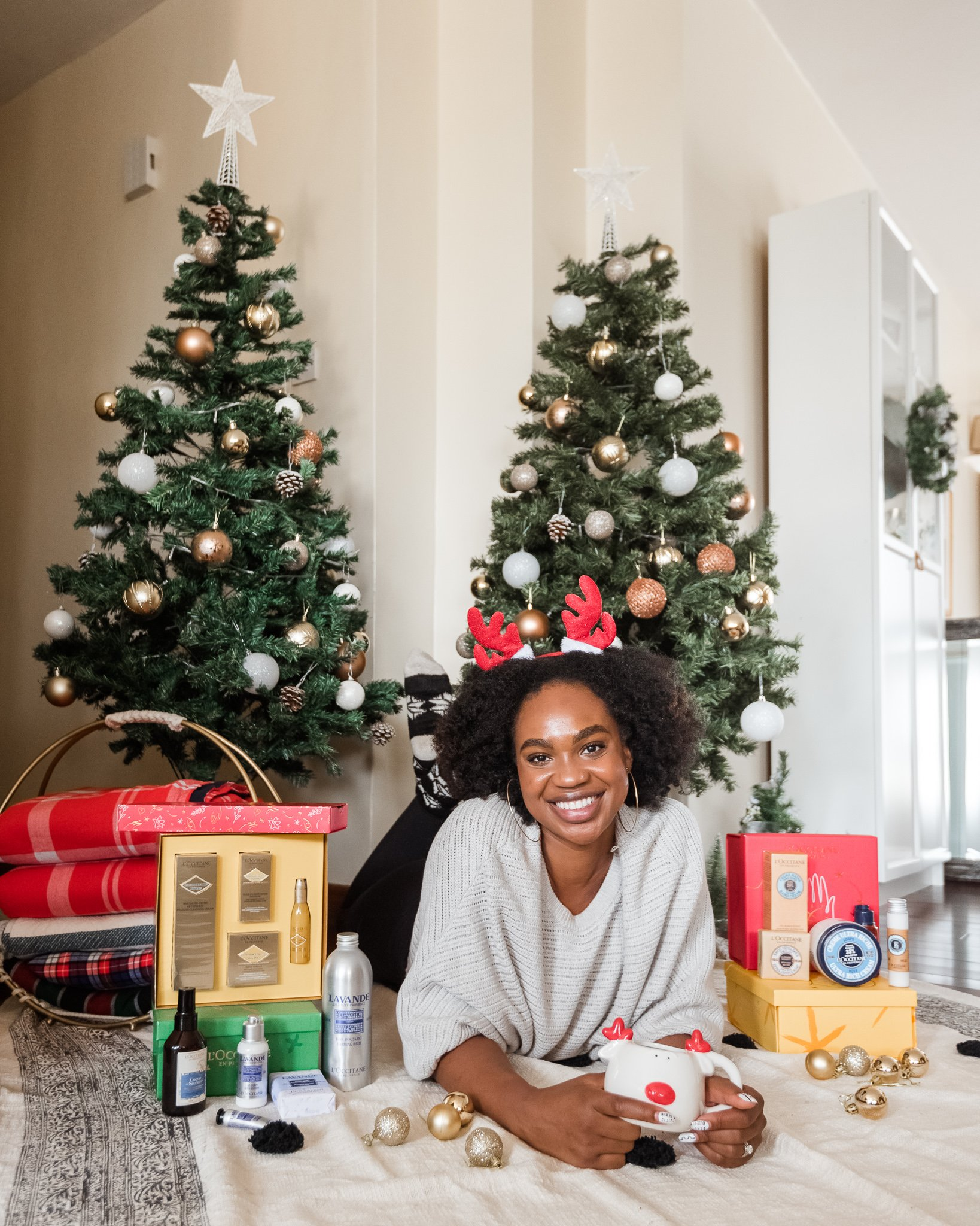 L'Occitane Holiday Gifts x Ijeoma Kola 8