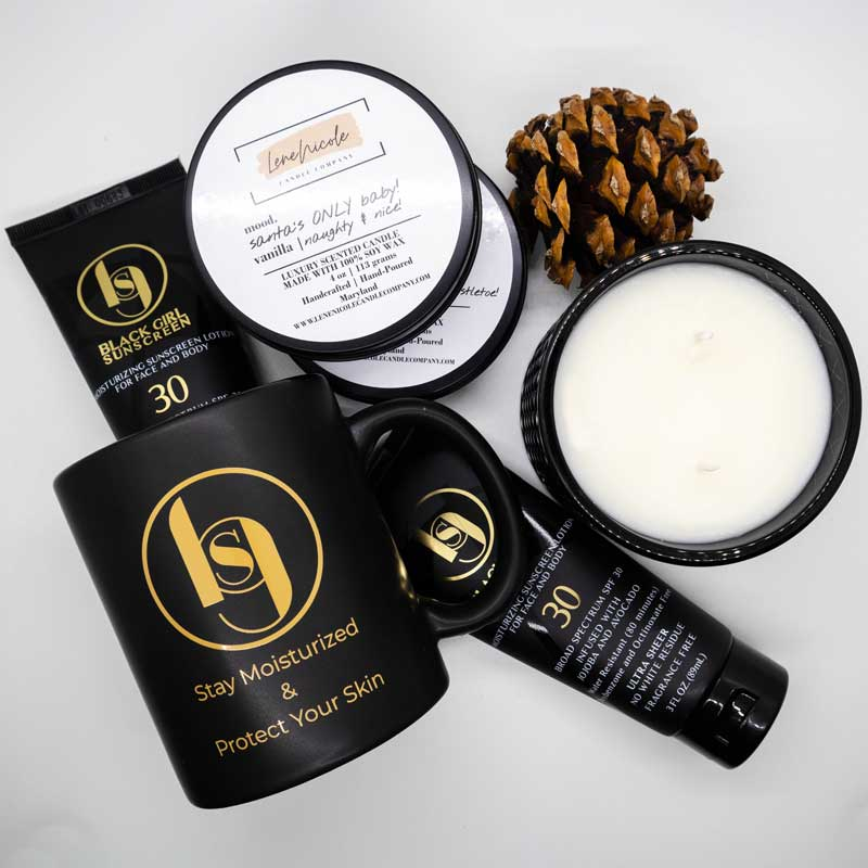 Black Girl Sunscreen products