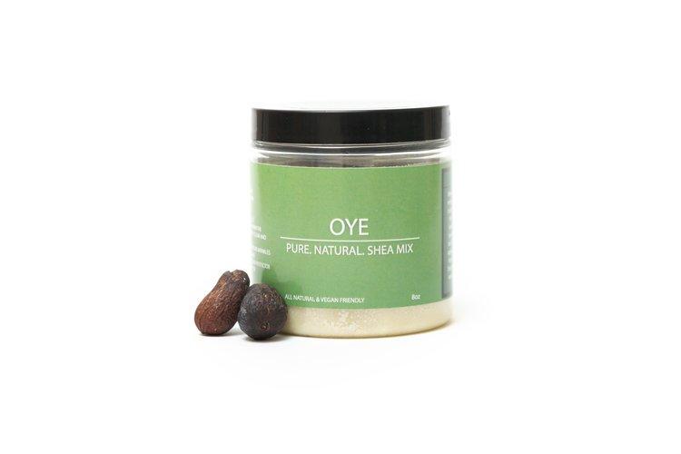 Oye shea butter - Black owned skincare