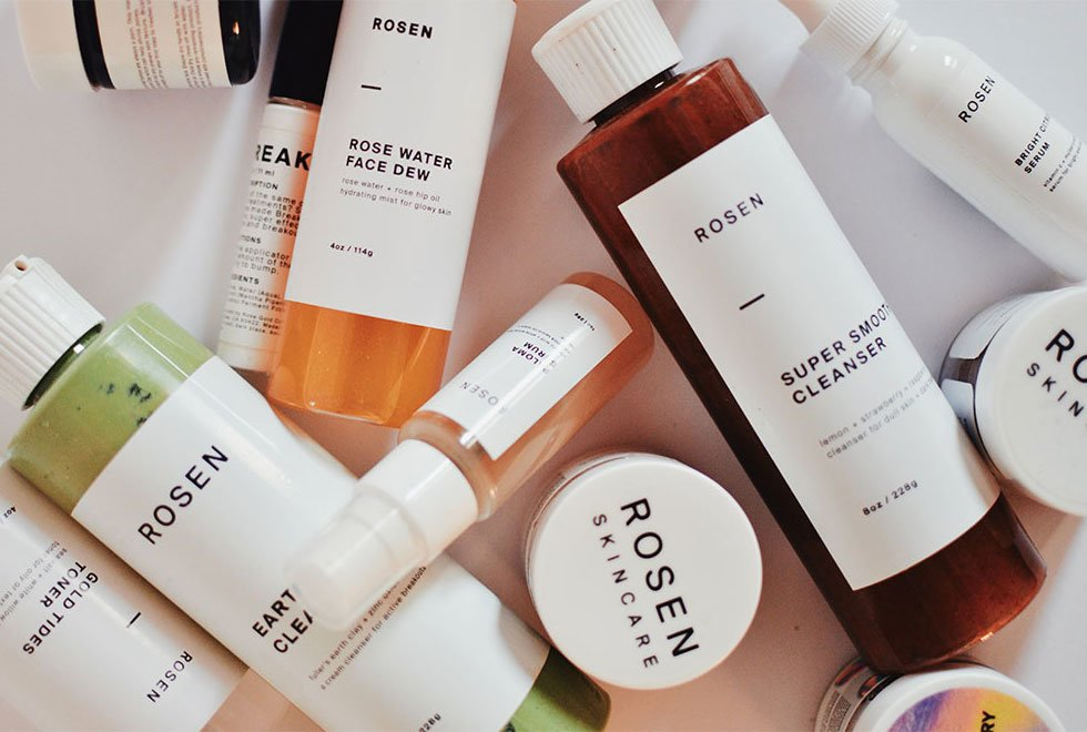 Rosen Skincare products