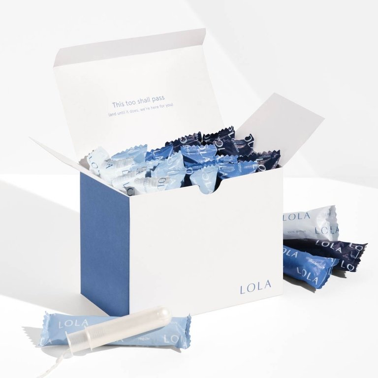 Natural and Organic Period Products I Use for a Happier Cycle - Lola Tampons | Ijeoma Kola