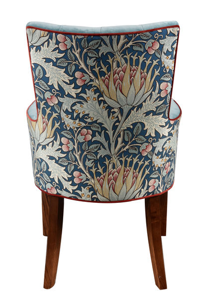 Petersham Arm Chair Upholstered Chairs Fauld England