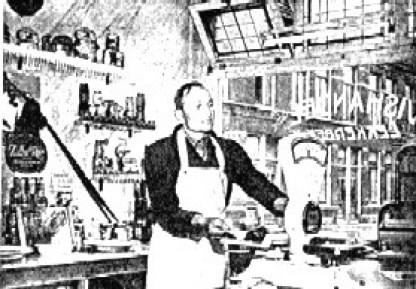 viswinkel de Graaf ijmuiden