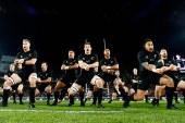ALL Blacks Rugbyteam wereldkampioen uit Nieuw Zeeland te gast bij Springvloed IJmuiden