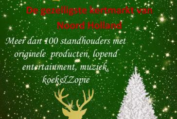 Beleef het échte kerstgevoel in Santpoort-Noord