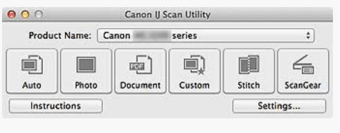 IJ Start Canon Scan Utility Download