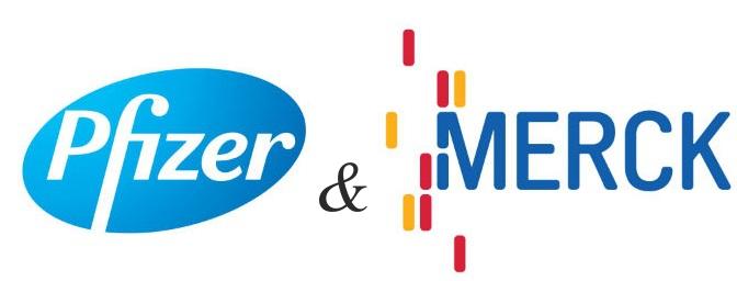 Merck & Pfizer