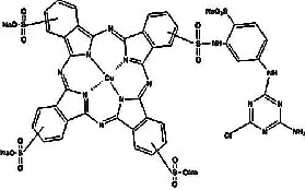 Adsorption of reactive blue 21 by flyash and treated