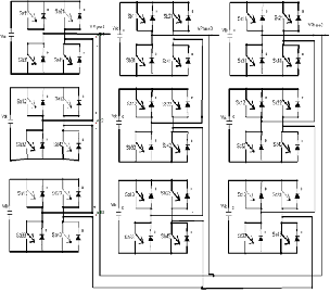 Cascaded multilevel Inverters: A Survey of Topologies